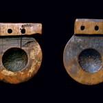 Castañetas, diámetro 6 cm (Achadas en Val-Sobral, Soutomaior, Pontevedra). Fotografías do autor.