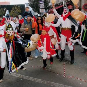 Pantallas de Xinzo de Limia (Ourense). Fotografía de Fernando García.
