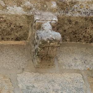 San Martiño de Moaña (Pontevedra, s. XII). Fotografías do autor.