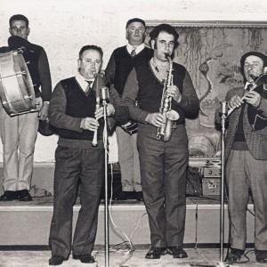 Los Vencedores (Santa Comba,  A Coruña, c. 1970).